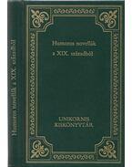 Humoros novellák a XIX. századból - Kerényi Ferenc