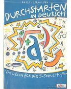 Durchstarten in Deutsch 5. (német) - Kerle-Lernhilfen