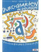 Durchstarten in Deutsch 6. (német) - Kerle-Lernhilfen