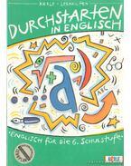 Durchstarten in English 6. (német-angol) - Kerle-Lernhilfen
