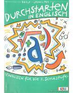 Durchstarten in English 7. (német-angol) - Kerle-Lernhilfen