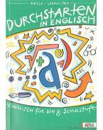 Durchstarten in English 8. (német-angol) - Kerle-Lernhilfen
