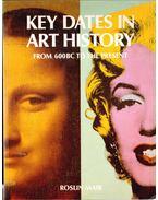 Key Dates in Art History