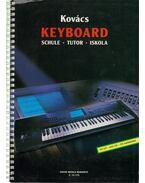 Keyboard iskola CD melléklettel