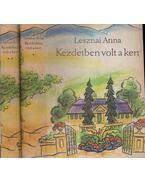 Kezdetben volt a kert I-II. kötet