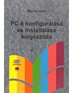 PC-k konfigurálása és installálása kiegészítés