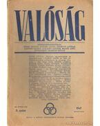 Valóság 1947. március 3. szám