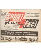 Sport plusz foci 1992. (teljes évfolyam)