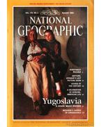 National geographic 1990 August