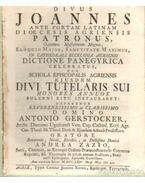 Divus Joannes Ante Portam Latinam Dioecesis Agriensis Patronus (Andrea Zazio)