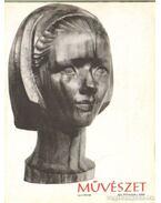 Művészet 1972. XIII. évfolyam (teljes)