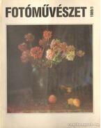 Fotóművészet 1989. XXXII. évfolyam (teljes)