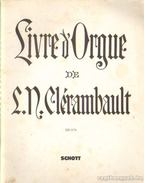 Livre d'Orgue de L. N. Clérambault