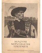 Magyar népviselet története