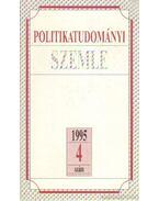 Politikatudományi szemle 1995/4. szám