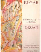 Sonata No 2 Op 87a in Bb Major Organ