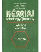 Kémia feladatgyűjtemény - Gyakorló feladatok 8. osztály