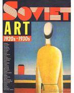 Soviet art 1920s-1930s