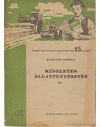 Részletes állattenyésztés II. kötet
