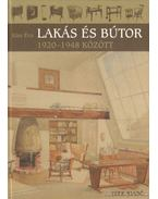 Lakás és bútor 1920-1948 között