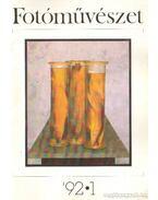 Fotóművészet 1992. XXXIV. évfolyam (teljes)