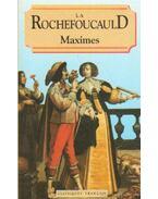 Maximes - La Rochefoucauld