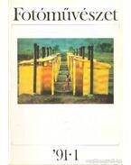 Fotóművészet 1991. XXXIII. évfolyam (teljes)