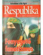 Respublika 1995. II. évfolyam 1-18. szám