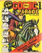 Comic parade 1. (6 mű egy kötetben)