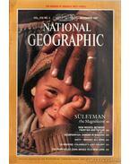National geographic 1987 November