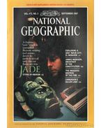 National geographic 1987 September