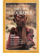 National geographic 1987 August