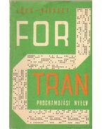A FORTAN programozási nyelv