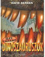 Életnagyságú dinoszauruszok