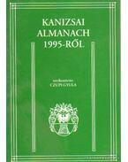 Kanizsai almanach 1995-ről (dedikált)