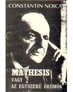 Mathesis vagy az egyszerű örömök