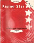 Rising Star Practice Book with key