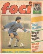 Foci 1989 I. évfolyam 1-52.szám (hiányos)