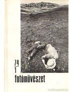 Fotóművészet 1974. XVII. évfolyam (teljes)