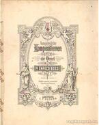 Ausgewahlte Kompositionen die Orgel Band II.