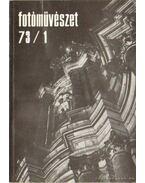 Fotóművészet 1973. XVI. évfolyam (teljes)