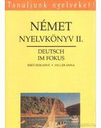Német nyelvkönyv II.