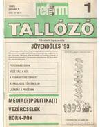 Reform Tallózó 1993. V. évfolyam (teljes) - Andai György