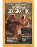 National geographic 1986 May