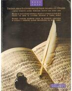 Történeti, bibliai és gúnyoros magyar énekek dallamai a XVI. századból (reprint)