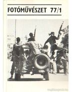 Fotóművészet 1977. XX. évfolyam (teljes)
