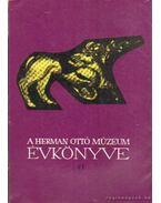 A Herman Ottó Múzeum évkönyve VI.