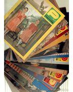 Pajtás 1981. XXXVI. évfolyam (hiányos)