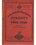 Filmművészeti évkönyv 1945-1946.