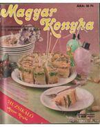 Magyar Konyha 1989. XIII. évfolyam (teljes)